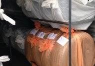 Хранение шин - упаковка и маркировка
