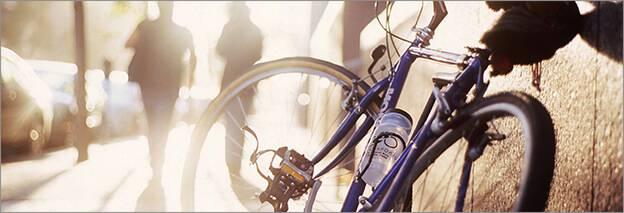 Сезонное хранение велосипедов от MOBIUS