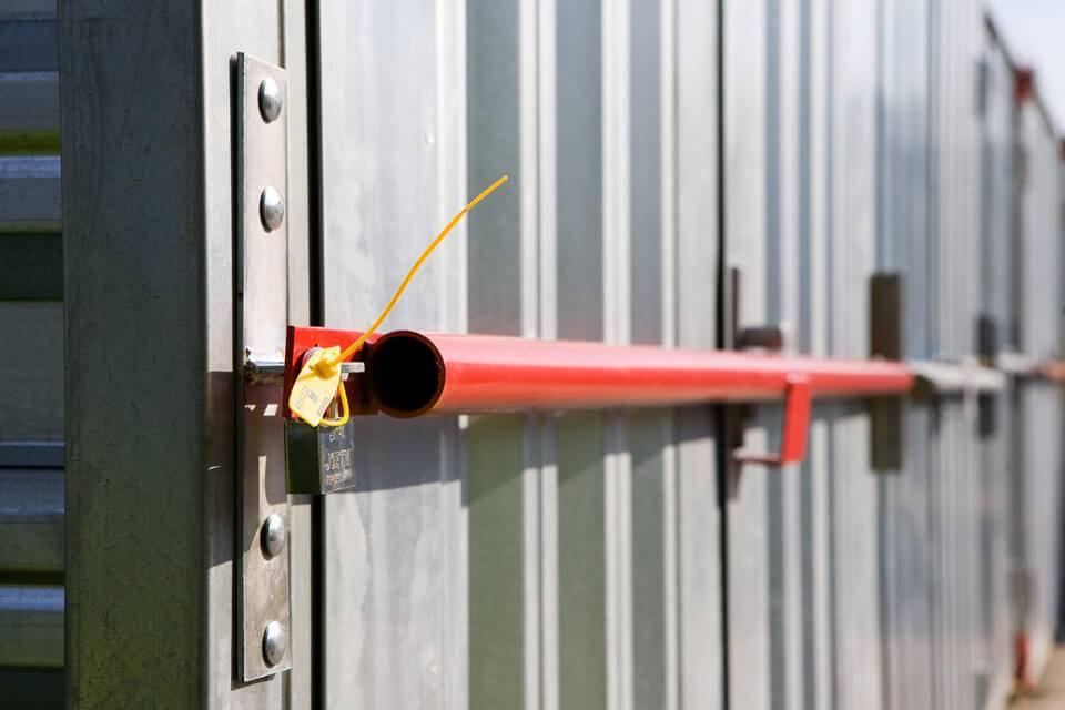 Герметичные соединения контейнеров